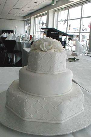 Свадебный торт 060