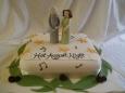 Свадебный торт 061