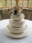 Свадебный торт 062