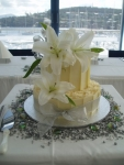 Свадебный торт 063