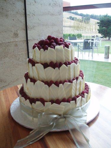 Свадебный торт 064