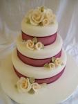 Свадебный торт 066