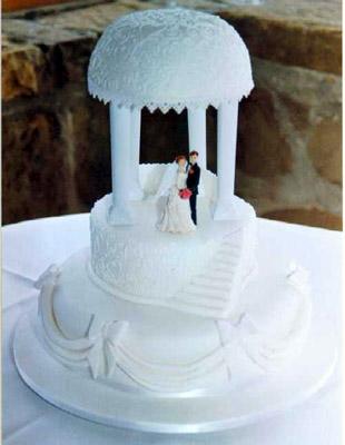 Свадебный торт 067