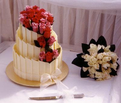 Свадебный торт 069