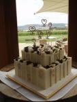 Свадебный торт 070