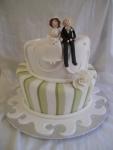 Свадебный торт 071
