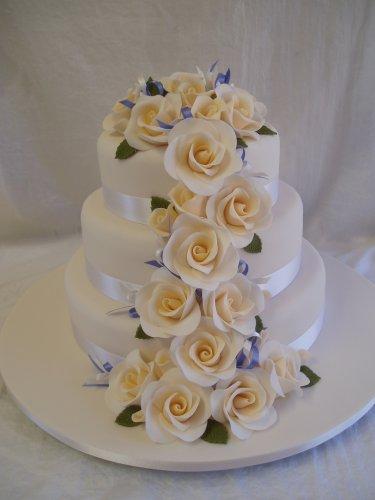 Свадебный торт 072