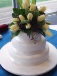 Свадебный торт 073