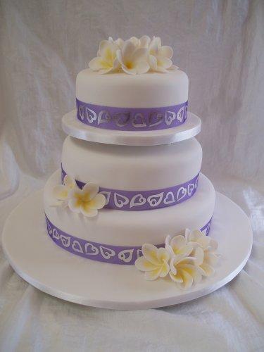 Свадебный торт 077