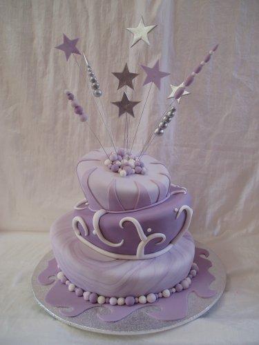 Свадебный торт 078