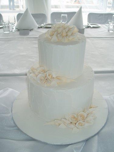 Свадебный торт 079