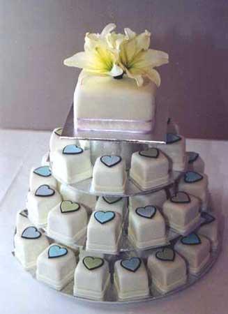 Свадебный торт 080
