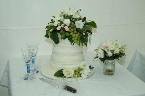 Свадебный торт 081