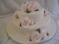 Свадебный торт 083