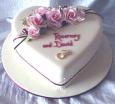 Свадебный торт 084